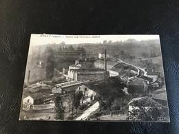 REGNY Usine Des Crayons Comté - 1921 Timbrée - Autres Communes
