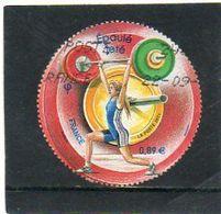 FRANCE    0,89 €  Timbre De Feuillet    2011    Y&T: 4599   Oblitéré - Frankreich