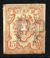 E-514 - SWITZERLAND - SUISSE - 1851 - GOOD OLD FORGERY - FAUX - FAKE - FALSE - FALSCH - Non Classificati