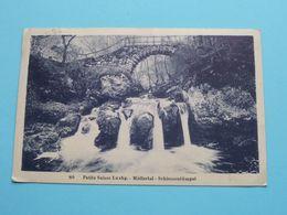 Petite Suisse Luxbg. SCHIESSENTÜMPEL ( 80 - W. Capus ) Anno 1932 ( Zie Foto ) ! - Muellerthal