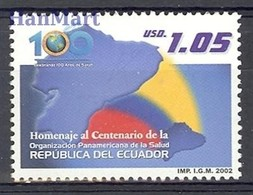 Ecuador 2002 Mi 2693 MNH ( ZS3 ECD2693 ) - Géographie