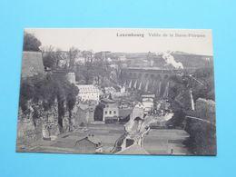 Vallée De La Basse-Pétrusse ( C Grieser ) Anno 19?? ( Zie Foto ) ! - Luxemburg - Town