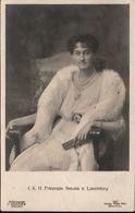 !  Alte Ansichtskarte,  Prinzessin Antonia Von Luxemburg, 1918, Adel, Luxembourg, Royal Family, Royalty - Familia Real