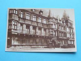 Le Palais Grand Ducal ( Edit. P. K. N° 302 ) Anno 19?? ( Zie Foto ) ! - Luxemburg - Town