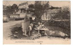 41 LOIR ET CHER - CHATEAUVIEUX Lavandières - Autres Communes