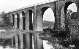 Touffreville-Criel. Le Viaduc. - France