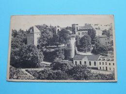 """Plateau Du """" RHAM """" ( Schaack ) Anno 1950 ( Zie Foto ) ! - Luxemburg - Town"""