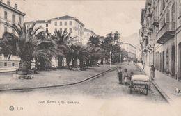 San Remo. Via Umberto - San Remo