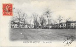 METTRAY : VUE GENERALE - Mettray