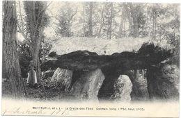METTRAY : LA GROTTE DES FEES - Mettray