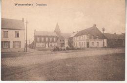 Westmeerbeek - Dorpplaats - Uitg. J. Wouters-Vanden Bulck, Averbode - Hulshout