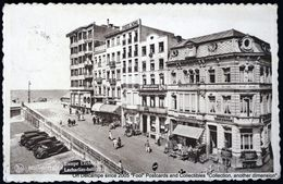 BLANKENBERGE Blankenberghe Rampe Lecharlier Helling Bazar De La Rampe Pension Lucienne Coiffeur - Blankenberge