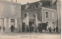 MONTMORILLON  Hôpital - Montmorillon