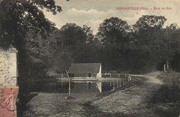 GONDREVILLE (Oise) Mare Du Bois RV - Francia