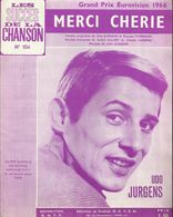 """""""Merci Chérie"""" Udo Jurgens - Victoire Au Grand Prix De L'Eurovision 1966 - Musik & Instrumente"""