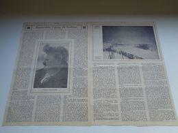 """Origineel Knipsel ( 93 ) Uit Tijdschrift """" Ons Volk Ontwaakt """" 1924 : Valerius De Saedeleer  Aalst Alost  Oudenaarde - Vecchi Documenti"""