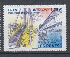 2018-N°5218** EUROPA - Unused Stamps