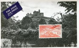 55221  Irland Eire Maximum 1962 The Castle Of Cashel, Schloss, Le Chateau De Cashel, Architecture - Cartoline Maximum