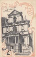 CPA - Royat - Eglise De La Madeleine ( Carte Gaufrée ) - Royat