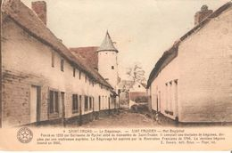 276) SINT-TRUIDEN - Begijnhof - Gekleurd - Sint-Truiden