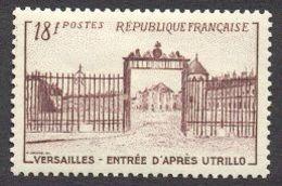 France N°939 Neuf ** 1952 - France