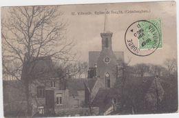 Vilvoorde - Wijk  Borght (Grimbergen) (Bertels Nr 30) Gelopen Kaart Met Zegel Vooraan - Vilvoorde