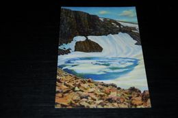 15829-                    COLORADO, ICEBERG LAKE, ROCKY MOUNTAIN NATIONAL PARK - Rocky Mountains