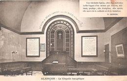 ALENCON - Chapelle évangélique Protestante - Vue Intérieure De La Salle De Culte - Edifice Disparu - Alencon