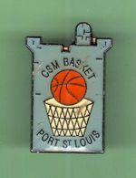 BASKET *** CSM Port St Louis *** 0043 - Baloncesto