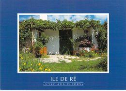 17 - Ile De Ré - Maison Typique Fleurie - Ile De Ré