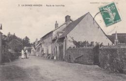 LA GRANDE VERRIÈRE - SAÔNE & LOIRE - (71) - CPA ANIMÉE. - Andere Gemeenten
