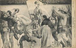 Peinture De Jules Eugène Lenepveu  Né à Angers Jeanne D' Arc . épée - Angers