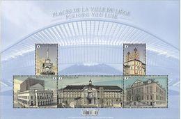 Belg 2020 - Places De La Ville De Liège ** - Belgium