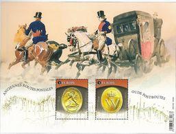 Belg 2020 - Europa - Anciennes Routes Postales ** - Belgium