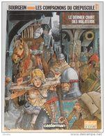 LES COMPAGNONS DU CREPUSCULE DE BOURGEON VOL 3 LE DERNIER CHANT DES MALTERRE - Compagnons Du Crépuscule, Les