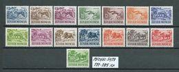 INDONESIEN MICHEL SATZ 171 - 185 Postfrisch Siehe Scan - Indonésie