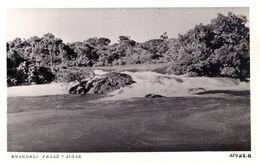 Bujagali Falls Jinja Uganda Waterfall Antique Postcard - Ouganda