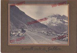 Au Plus Rapide Nouvelle Route Du Galibier - Lieux