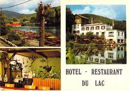 68 - Guebwiller - Hôtel Restaurant Du Lac - Multivues - Guebwiller