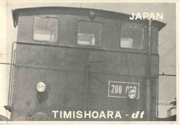 Catalogue TIMISHOARA - DT O HO 1970's FS 208 211 213 SBB Tm 481 Ecc - En Italien - Livres Et Magazines