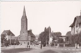 ALLEMAGNE SAARBRUCKEN An Der Christ Konig Kirche - Saarbruecken