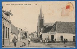 RARE CPA 59 VRED (près Marchiennes) - La Place - Autres Communes