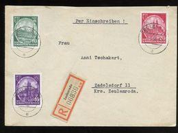 R-FDC ZEULENRODA > Zadelsdorf (581) - FDC: Covers