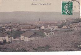 88-ROUCEUX- VUE GENERALE-ANIMEE (LEGER DEFAUT) - France