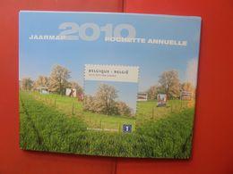 2010 TIMBRES NEUFS+BLOCS Et/ou CARNETS BELLE VALEUR FACIALE - Belgique