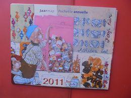 2011 TIMBRES NEUFS+BLOCS Et/ou CARNETS BELLE VALEUR FACIALE - Belgique