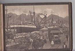 BOOKLET WITH 40 PRINTED IMAGES FROM TENERIFE - SANTA CRUZ - ISLAS CANARIAS - Tenerife