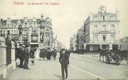 Oostende - Ostende: Le Boulevard Van Iseghem -> Onbeschreven - Oostende