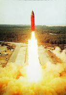1980 Essai - CPM S.E.P. Missile Nucléaire Mer-sol Balistique Français M4 (pour Le Sous-marin Redoutable) - Sous-marins