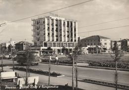 Cartolina  - Postcard /  Viaggiata   - Sent /  Pesaro, Hotel Brigg. ( Gran Formato ) - Pesaro
